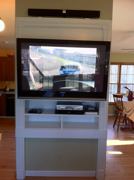 Custom TV Entertainment